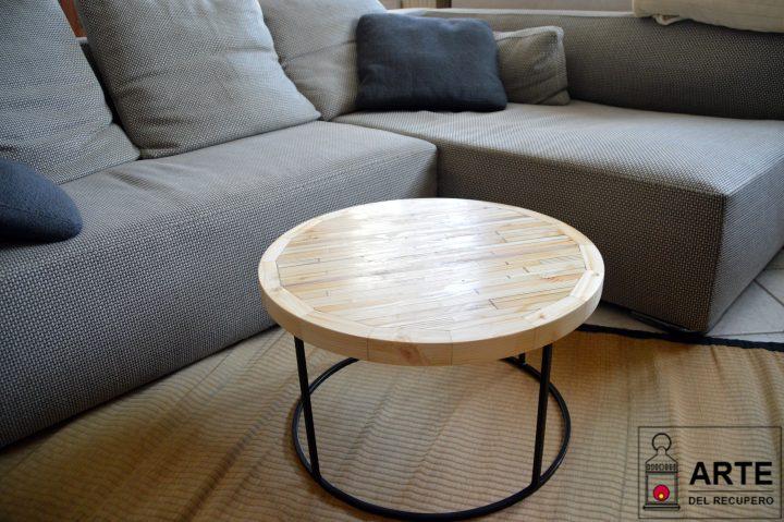 Tavoli Da Salotto Fai Da Te : Tavolino da salotto larte del recupero