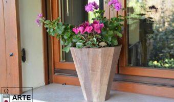 vaso dodecagonale