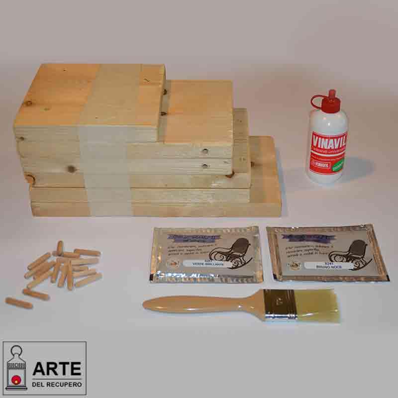 Costruiamo una casetta nido per uccelli l 39 arte del recupero - Casette per uccellini da costruire ...