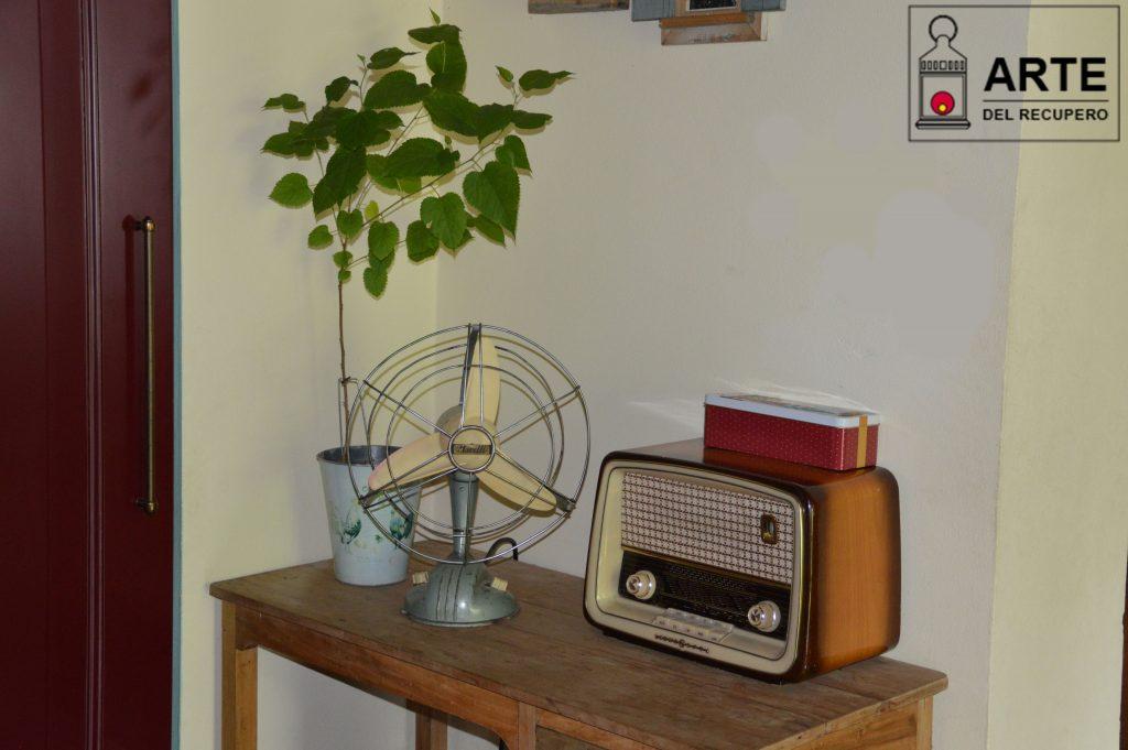 Ventilatore da tavolo Marelli. Modello 0-404