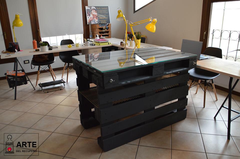 Tavolo in pallet, un'idea originale per la tua casa