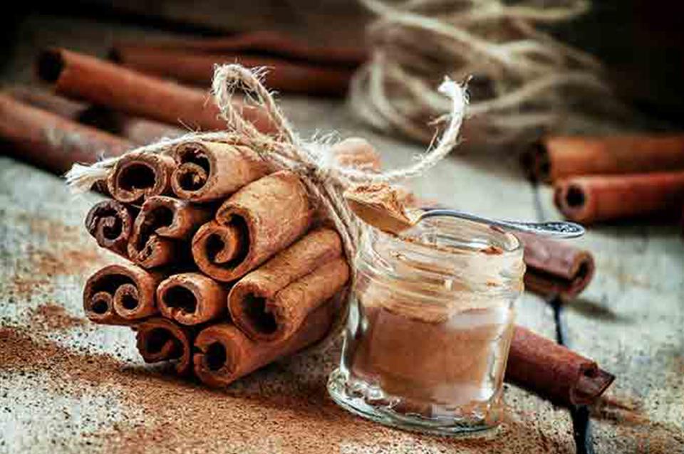 miele e cannella acne