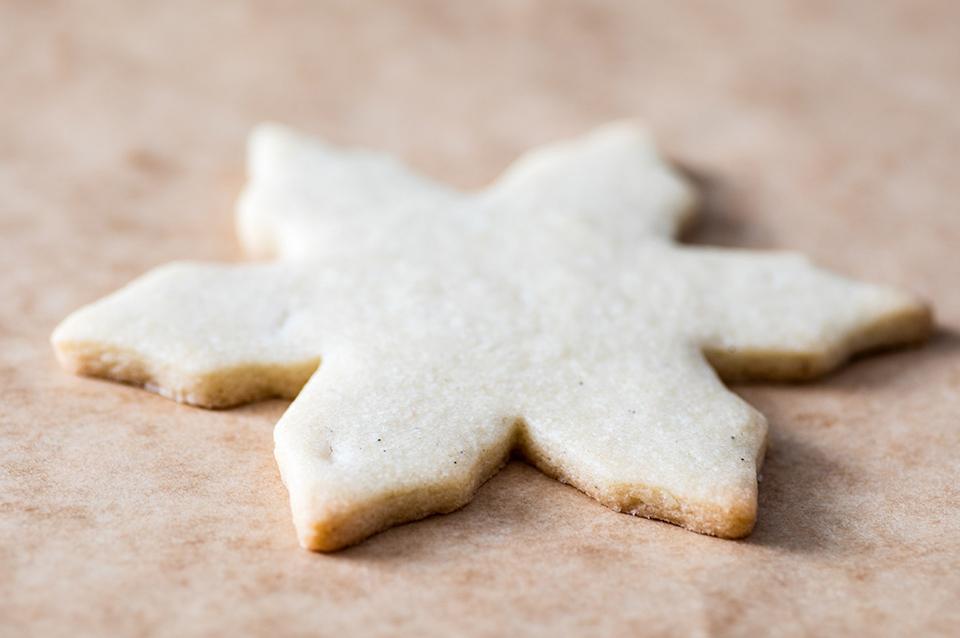 Ricetta per biscotti di zucchero 2