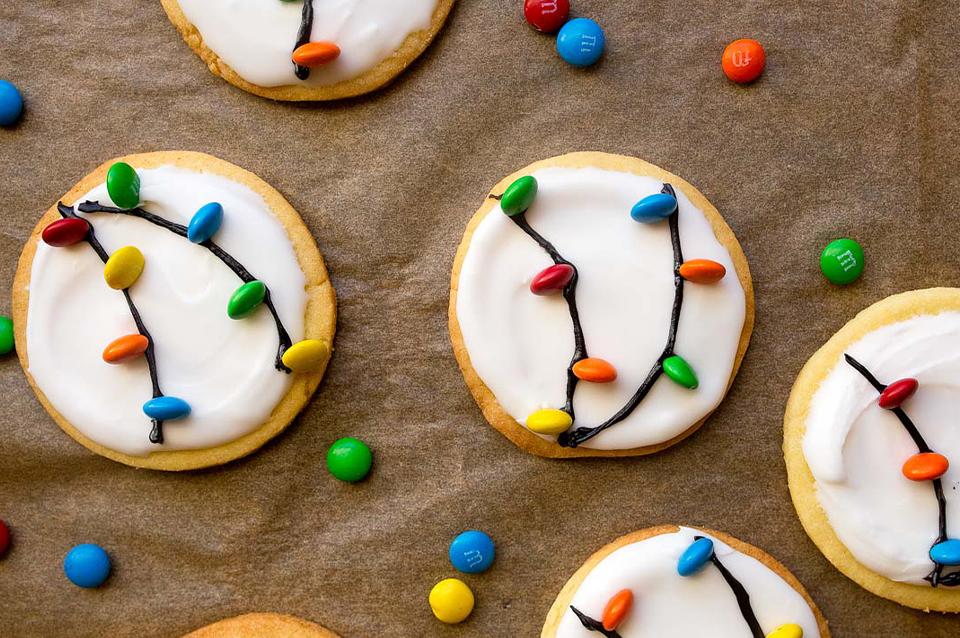 biscotti di luci di natale 2