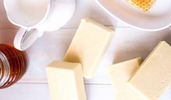 sapone latte di capra e miele 3