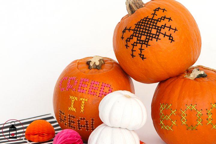 Halloween fai da te zucca