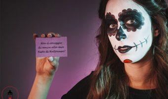 Invito per la festa di Halloween
