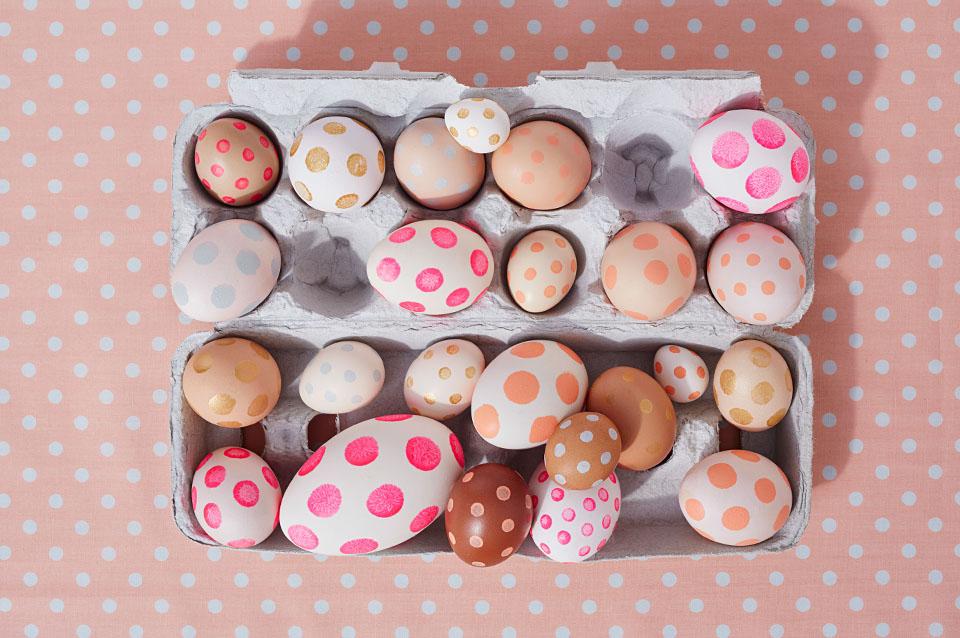 idee per uova di Pasqua 1