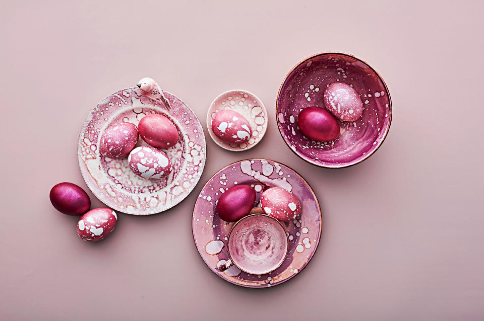 idee per uova di Pasqua 2