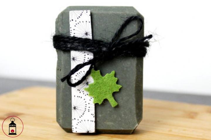 modi creativi per confezionare il sapone