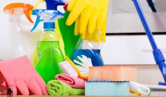 pulire in casa