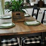 rinnovare un vecchio tavolo da pranzo 4