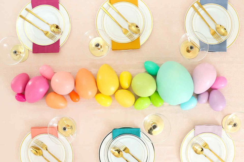uova di pasqua arcobaleno 2