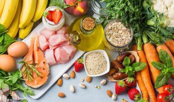dieta equilibrata per bambini