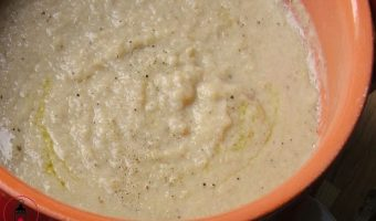 ricetta della pearà