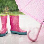 Cosa fare con i bambini in una giornata piovosa