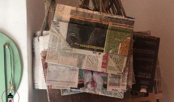 5 modi per riutilizzare la carta